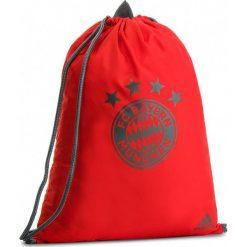 Plecak adidas - Fcb Gb DI0233  Red/Utiivy. Czerwone plecaki damskie Adidas, z materiału, sportowe. Za 69.95 zł.
