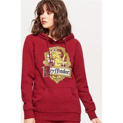 Bluza HARRY POTTER - Bordowy. Czerwone bluzy damskie Cropp. Za 99.99 zł.