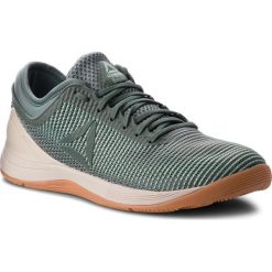 Buty Reebok - R Crossfit Nano 8.0 CN2971  Green/Parchment/Gum. Zielone buty sportowe męskie Reebok, z materiału. W wyprzedaży za 379.00 zł.