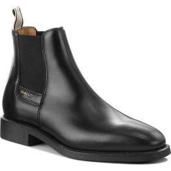 Sztyblety GANT - James 17651960  Black G00. Botki męskie marki Giacomo Conti. W wyprzedaży za 419.00 zł.