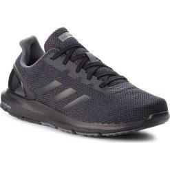 Buty adidas - Cosmic 2 CQ1711 Cblack/Cblack/Grefiv. Czarne buty sportowe męskie Adidas, z materiału. W wyprzedaży za 199.00 zł.