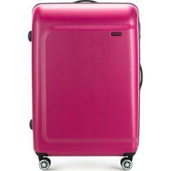 Walizka duża 56-3H-513-60. Czerwone walizki damskie Wittchen. Za 219.00 zł.