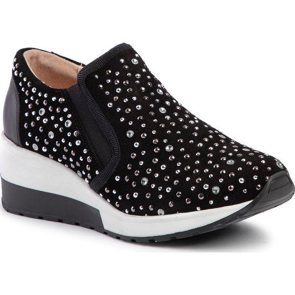 Sneakersy EKSBUT 29 5754 I72 1G Czarny