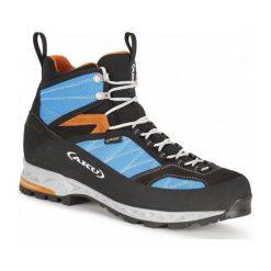 Aku Męskie Buty Trekkingowe Tengu Lite Gtx, Turquoise/Orange, 8 (42,0). Trekkingi męskie marki ROCKRIDER. Za 809.00 zł.