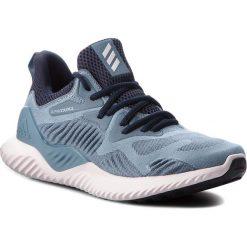 Buty adidas - Alphabounce Beyond W CG5580 Rawgre/Orctin/Legink. Niebieskie obuwie sportowe damskie Adidas, z materiału. W wyprzedaży za 279.00 zł.