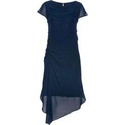 Sukienka bonprix ciemnoniebieski. Niebieskie sukienki damskie bonprix. Za 99.99 zł.