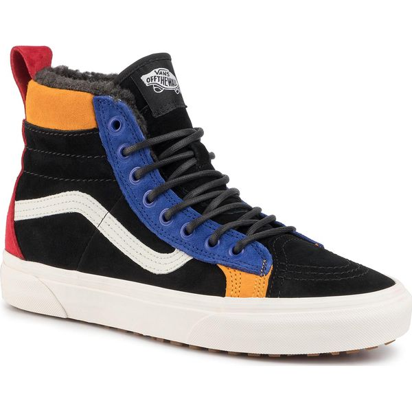 Sneakersy VANS Sk8 Hi 46 Mte Dx VN0A3DQ5T3X1 BlackSurf The Web
