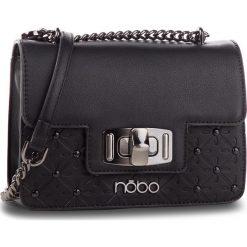 Torebka NOBO - NBAG-F4370-C020 NBAG-F4370-C020. Czarne listonoszki damskie Nobo, ze skóry ekologicznej. W wyprzedaży za 159.00 zł.