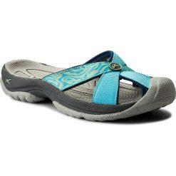 Klapki KEEN - Bali 1018223 Norse Blue/Blue Opal. Niebieskie klapki damskie Keen, z materiału. W wyprzedaży za 179.00 zł.