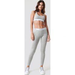 Calvin Klein Spodnie piżamowe Modern Cotton - Grey. Szare piżamy damskie Calvin Klein, z dżerseju. Za 185.95 zł.