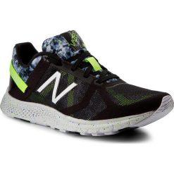 Buty NEW BALANCE - WX77GG Czarny. Czarne obuwie sportowe damskie New Balance, z materiału. W wyprzedaży za 259.00 zł.