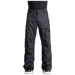 DC Spodnie Snowboardowe Banshee Pnt M Snpt kvj0 Black L. Czarne spodnie snowboardowe męskie DC, na zimę. W wyprzedaży za 499.00 zł.