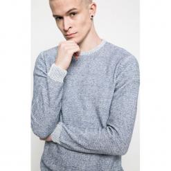 Medicine - Sweter Urban Utility. Szare swetry przez głowę męskie MEDICINE, z bawełny, z okrągłym kołnierzem. W wyprzedaży za 79.90 zł.