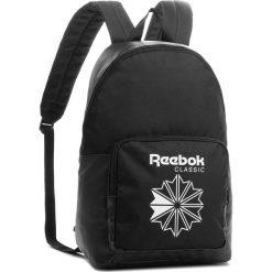 Plecak Reebok - Cl Core Backpack DA1231  Black. Czarne plecaki damskie Reebok, z materiału, sportowe. W wyprzedaży za 139.00 zł.