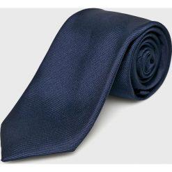 Tommy Hilfiger Tailored - Krawat. Szare krawaty i muchy Tommy Hilfiger Tailored, z jedwabiu. Za 199.90 zł.