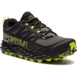 Buty LA SPORTIVA - Lycan GTX GORE-TEX 36Q900705 Carbon/Apple Green. Czarne buty sportowe męskie La Sportiva, z gore-texu. W wyprzedaży za 589.00 zł.