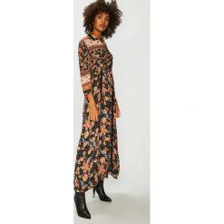 Desigual - Sukienka. Szare sukienki damskie Desigual, z bawełny, casualowe. Za 649.90 zł.