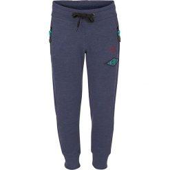 """Spodnie dresowe """"Brad"""" w kolorze granatowym. Spodnie sportowe dla chłopców marki 4f. W wyprzedaży za 109.95 zł."""