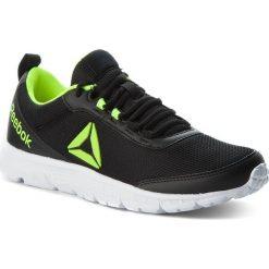 Buty Reebok - Speedlux 3.0 CN5403 We-Black/Solar Yellow. Czarne buty sportowe męskie Reebok, z materiału. W wyprzedaży za 149.00 zł.