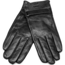 Rękawiczki Damskie JOOP! - Gloves 7234 170006310 Black 001. Czarne rękawiczki damskie JOOP!, ze skóry. Za 249.00 zł.