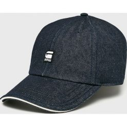 G-Star Raw - Czapka. Czarne czapki i kapelusze męskie G-Star Raw. Za 199.90 zł.