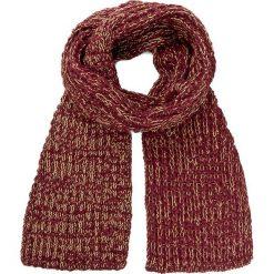 Szal TRUSSARDI JEANS - Scarf Knitted 59Z00018 R680. Czerwone szaliki i chusty damskie TRUSSARDI JEANS, z jeansu. W wyprzedaży za 179.00 zł.