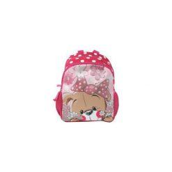Eurocom Plecak dziecięcy mały Bear (239223). Różowe torby i plecaki dziecięce Eurocom. Za 42.95 zł.