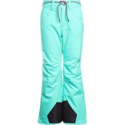 Brunotti LYNX Spodnie narciarskie fluo mint. Spodnie materiałowe dla dziewczynek marki 4f. W wyprzedaży za 341.10 zł.