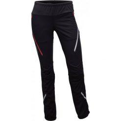 Swix Spodnie Softshell Damskie Cross Czarny L. Czarne spodnie sportowe damskie Swix, z softshellu. Za 359.00 zł.