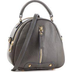 Torebka CREOLE - K10584  Szary. Szare torebki do ręki damskie Creole, ze skóry. Za 189.00 zł.