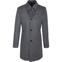 Płaszcz AMERIGO 15-34WK. Brązowe płaszcze męskie Giacomo Conti, z kaszmiru, eleganckie. Za 1,299.00 zł.