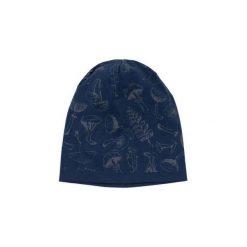 Czapka dziecięca Leśne runo granatowa (cz18431). Niebieskie czapki dla dzieci Art of Polo. Za 31.25 zł.
