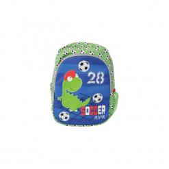 Plecak dziecięcy Soccer Player. Torby i plecaki dziecięce marki Tuloko. Za 41.31 zł.