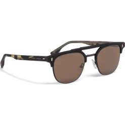 Okulary przeciwsłoneczne BOSS - 0968/S Matt Black 003. Okulary przeciwsłoneczne damskie marki QUECHUA. W wyprzedaży za 619.00 zł.