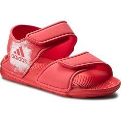 Sandały adidas - AltaSwim C BA7849 Corpink/Ftwwht/Ftwwht. Sandały chłopięce Adidas, z materiału. W wyprzedaży za 119.00 zł.