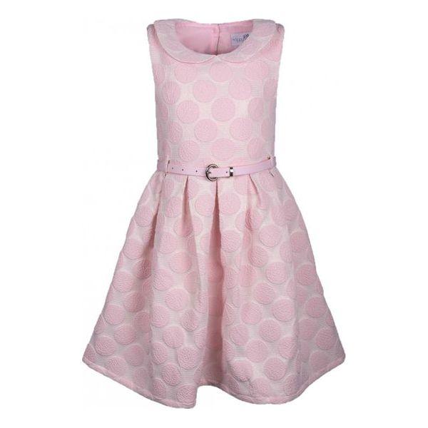 6ac7632a Happy Girls Sukienka Dziewczęca 86 Różowa