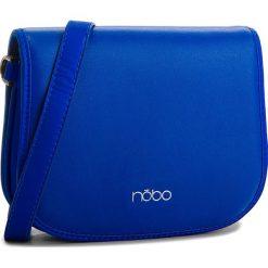 Torebka NOBO - NBAG-F1112-C012 Niebieski. Niebieskie listonoszki damskie Nobo, ze skóry ekologicznej. W wyprzedaży za 109.00 zł.