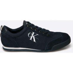 Calvin Klein Jeans - Buty Wyatt. Czarne buty sportowe męskie Calvin Klein Jeans, z jeansu. Za 449.90 zł.