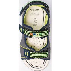 Geox - Sandały dziecięce. Sandały chłopięce Geox, z gumy. W wyprzedaży za 169.90 zł.