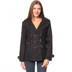 """Kurtka """"Copa"""" w kolorze czarnym. Czarne kurtki damskie Assuili, z wełny. W wyprzedaży za 227.95 zł."""
