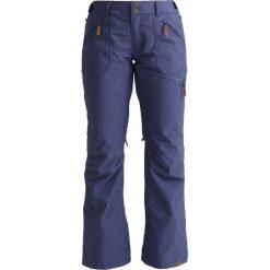 Roxy NADIA  Spodnie narciarskie blue print. Spodnie snowboardowe damskie Roxy, z materiału, sportowe. W wyprzedaży za 593.10 zł.