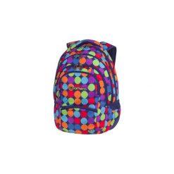 Plecak Młodzieżowy Coolpack College Bubble Schooter. Szara torby i plecaki dziecięce CoolPack, z materiału. Za 119.00 zł.