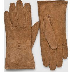 Medicine - Rękawiczki skórzane Hand Made. Czerwone rękawiczki damskie MEDICINE, z materiału. Za 89.90 zł.