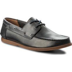 Mokasyny CLARKS - Morven Sail 261324737 Navy Leather. Mokasyny męskie marki Gino Rossi. W wyprzedaży za 269.00 zł.