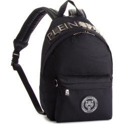 Plecak PLEIN SPORT - Estephan MBA0497 SNY001N Black 02. Czarne plecaki damskie Plein Sport, z materiału, sportowe. Za 2,039.00 zł.