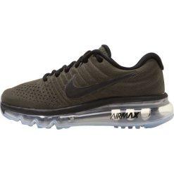 Nike Performance AIR MAX 2017 BG Obuwie do biegania treningowe cargo khaki/black. Buty sportowe chłopięce Nike Performance, z materiału. W wyprzedaży za 371.40 zł.