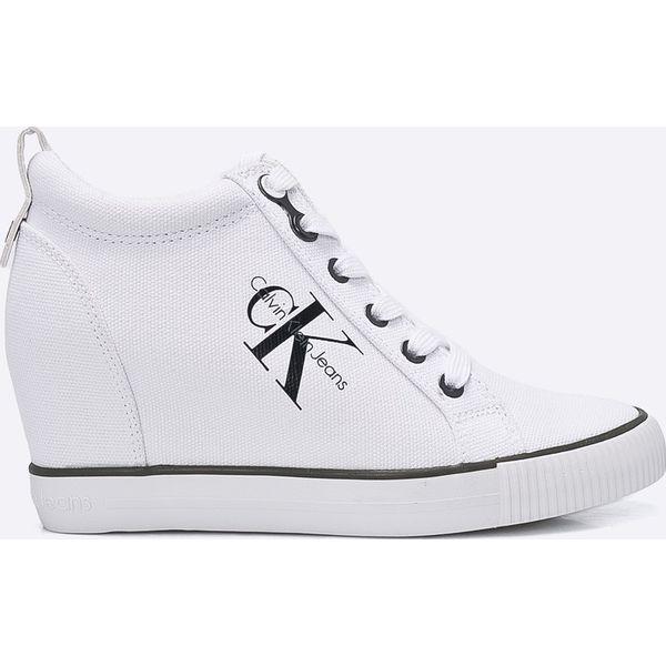 7a50217d670cc Calvin Klein Jeans - Buty - Obuwie sportowe damskie marki Calvin ...