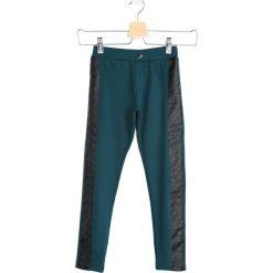 Zielone Legginsy Love Me Like You Do. Zielone legginsy dla dziewczynek Born2be, z jeansu. Za 9.99 zł.