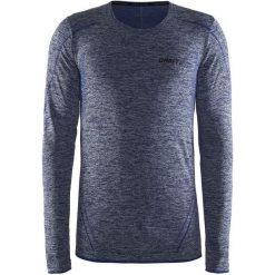 Craft Koszulka Męska Active Comfort Ls Niebieska Xl. Niebieskie koszulki sportowe męskie Craft, z długim rękawem. W wyprzedaży za 119.00 zł.