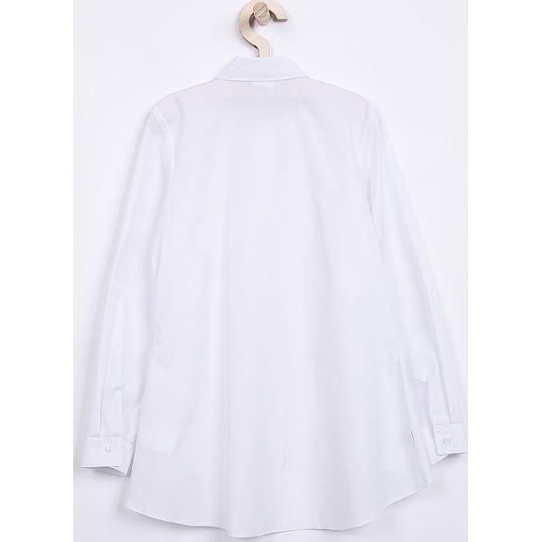 40aaa3625f3230 Sly - Koszula dziecięca 134-164 cm - Białe bluzki dla dziewczynek ...